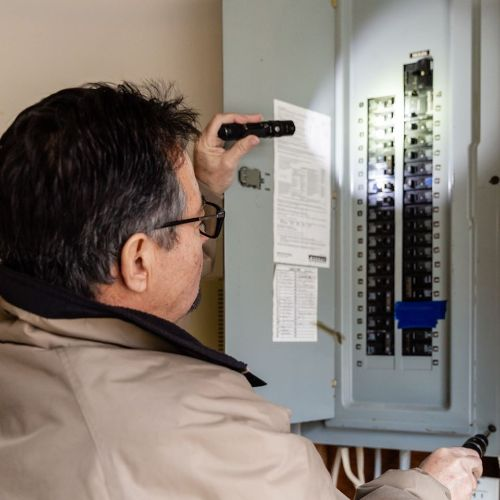 Circuit inspection